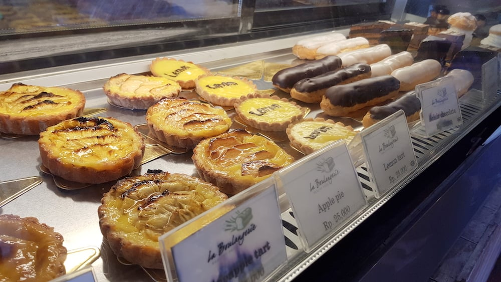 La Boulangerie, Gili Trawangan