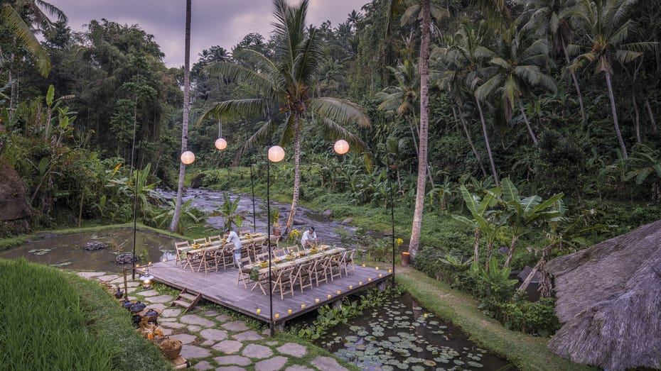 Four Seasons Resort Bali at Sayan Ubud