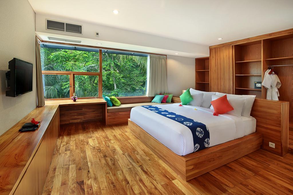Honeymoon di Sativas Villas Ubud