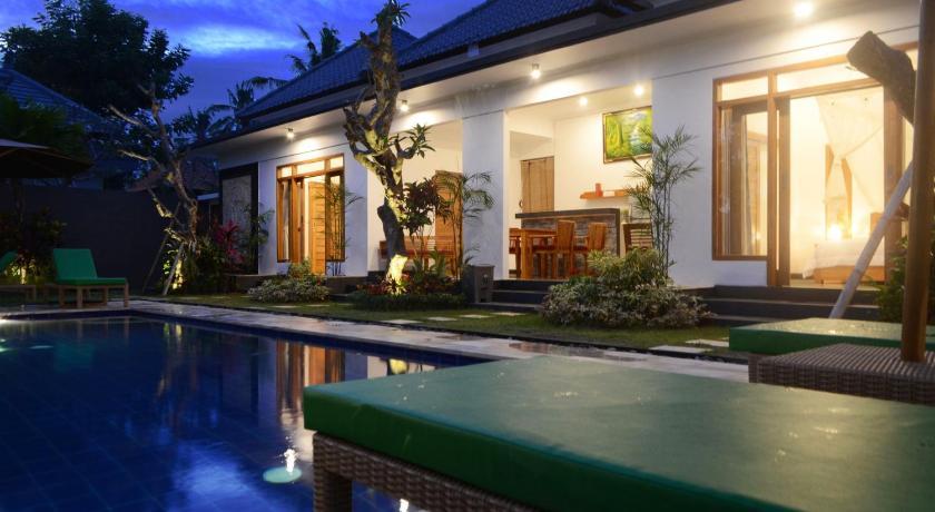 Villa Ole Ubud, Nikmati Honeymoon Romantis dengan Budget Murah