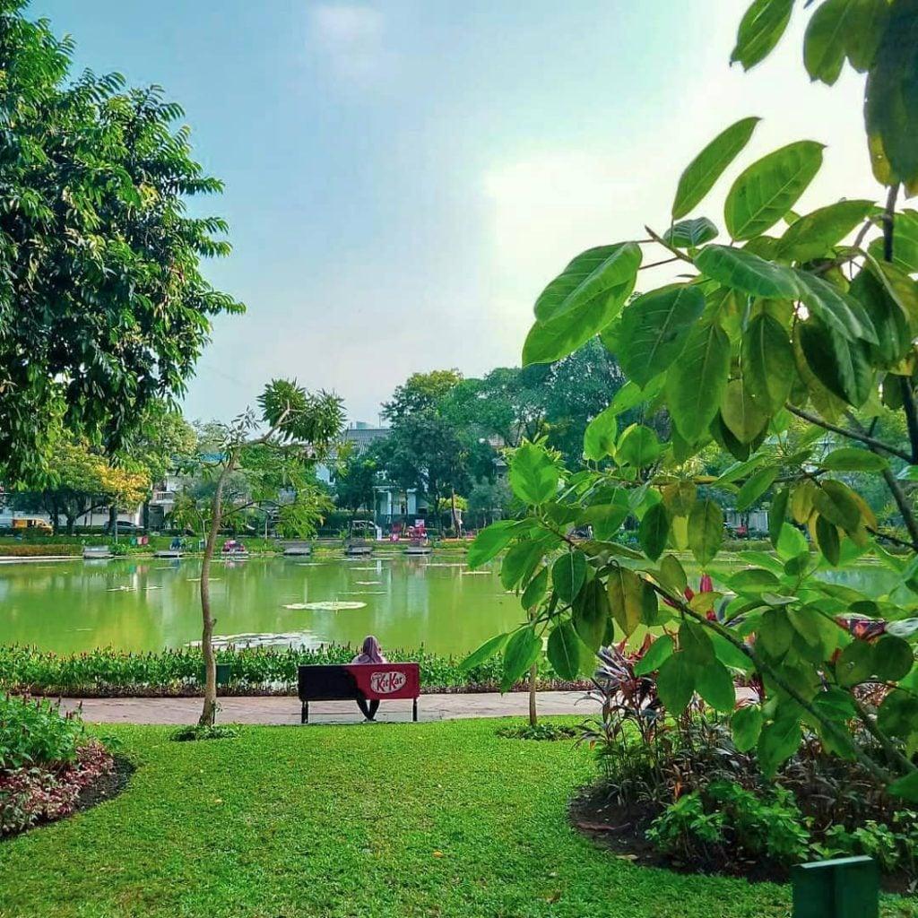 Rekomendasi Taman dan Hutan Kota di Jakarta untuk Kencan Tanpa Nguras Kantong