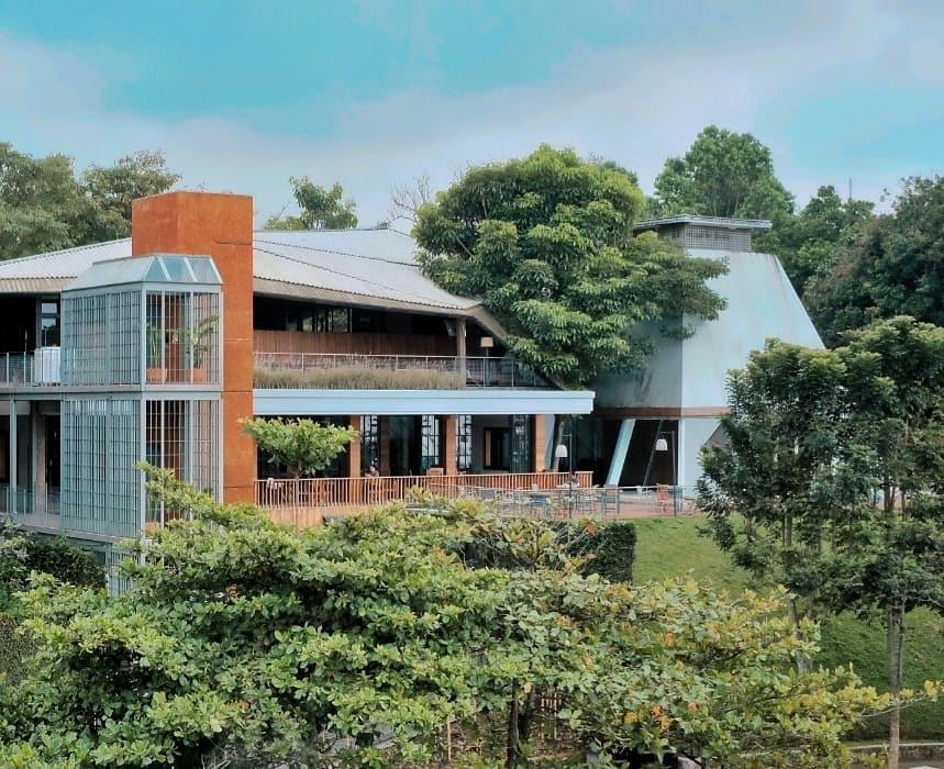 Maja House Bandung, Restoran Romantis untuk Momen Manis
