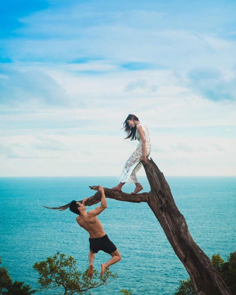 [TRIVIA] Tipe-tipe Pasangan Honeymoon. Kamu yang Mana?