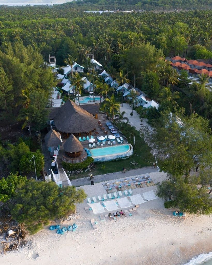 Rekomendasi Hotel Murah di Lombok Mulai dari 100 Ribuan