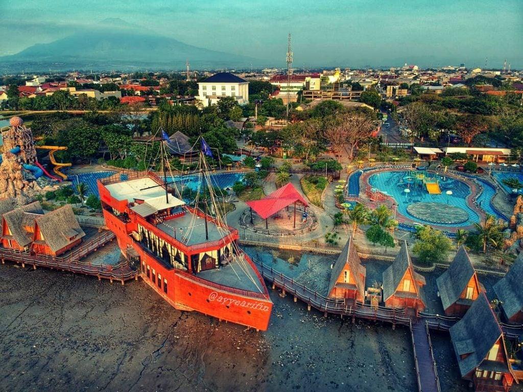 Cirebon Waterland Ade Irma Suryani, Tempat Bermain Air Paling Seru di Cirebon