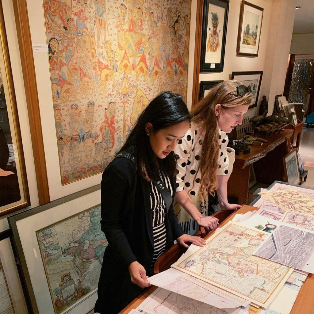 Bartele Gallery, Galeri Seni Barang Antik dan Kuno nan Cantik sebagai destinasi kencan di Jakarta