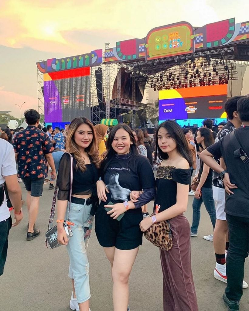 """We The Fest Event Konser Musik """"Coachella"""" ala Jakarta yang cocok untuk dikunjungi bersama Pasangan"""