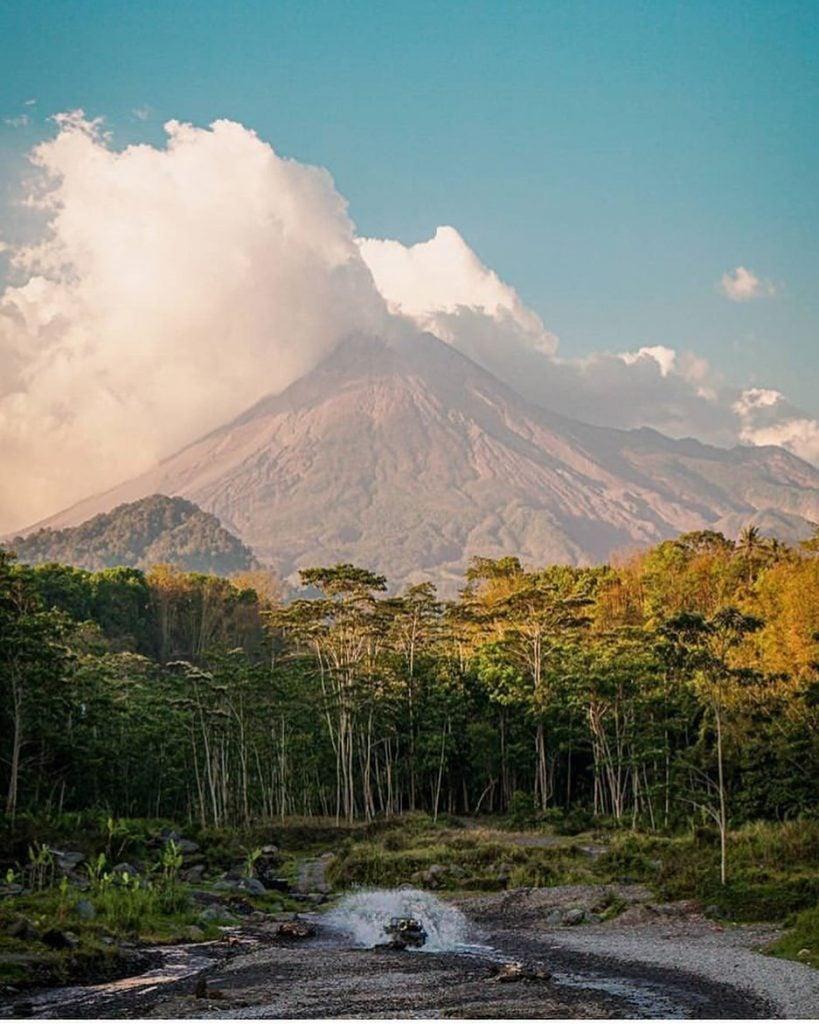 Jogja Kaya akan tempat wisata alam yang cantik
