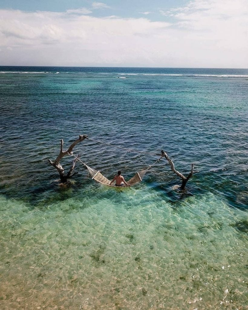 Pantai di Lombok Alami dan Cantik