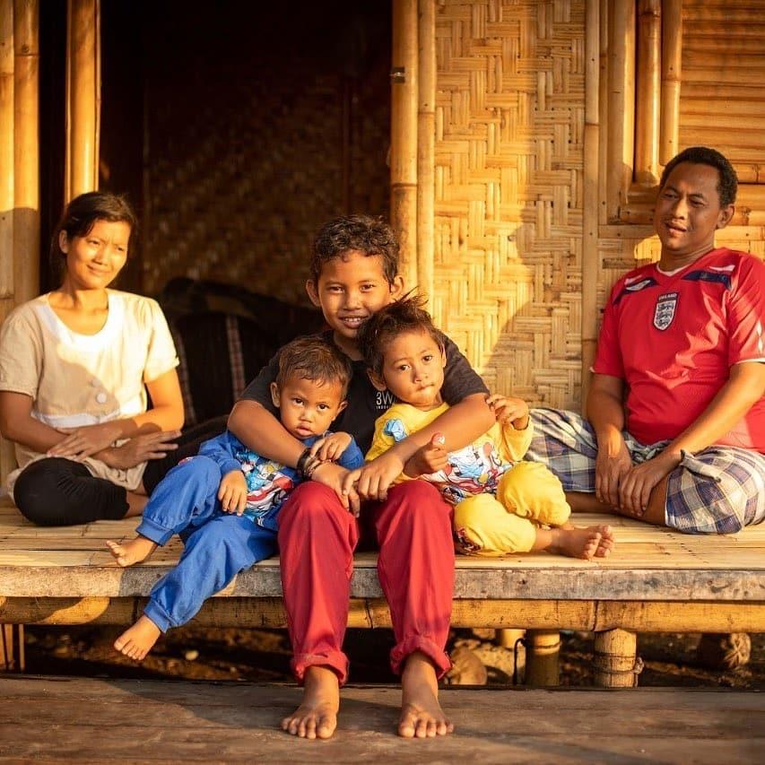Penduduk lokal Lombok yang Ramah