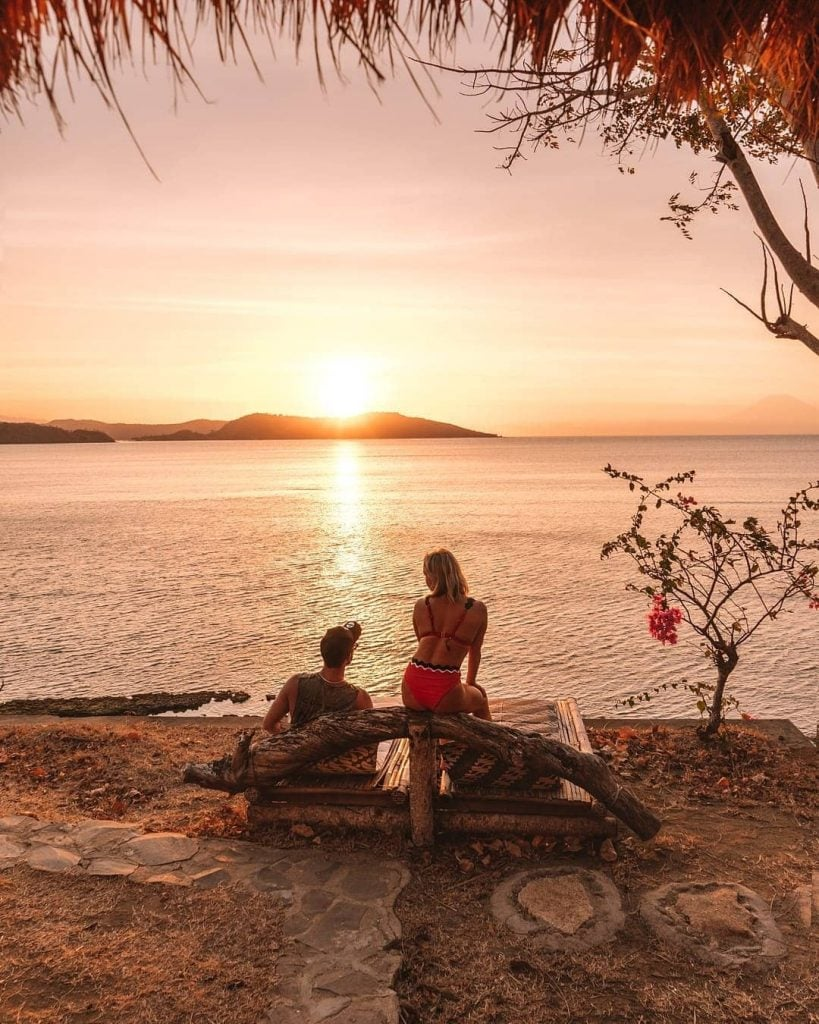 Gili-Gili di Sekotong (Gili Kedis, Gili Nanggu, Gili Sudak, Gili Tangkong, Gili Gede), Gili Indah dan Alami di Lombok Barat