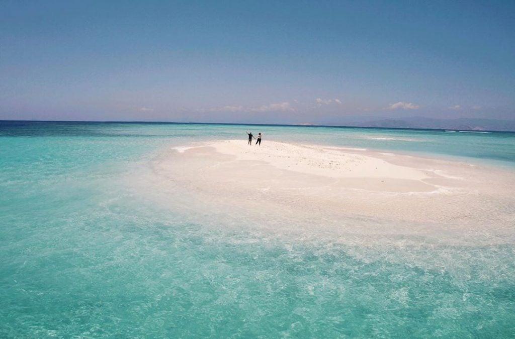 Gili-Gili di Lombok Timur (Gili Kondo, Gili Kapal, Gili Petagan, Gili Bidara), Private Beach ala Lombok