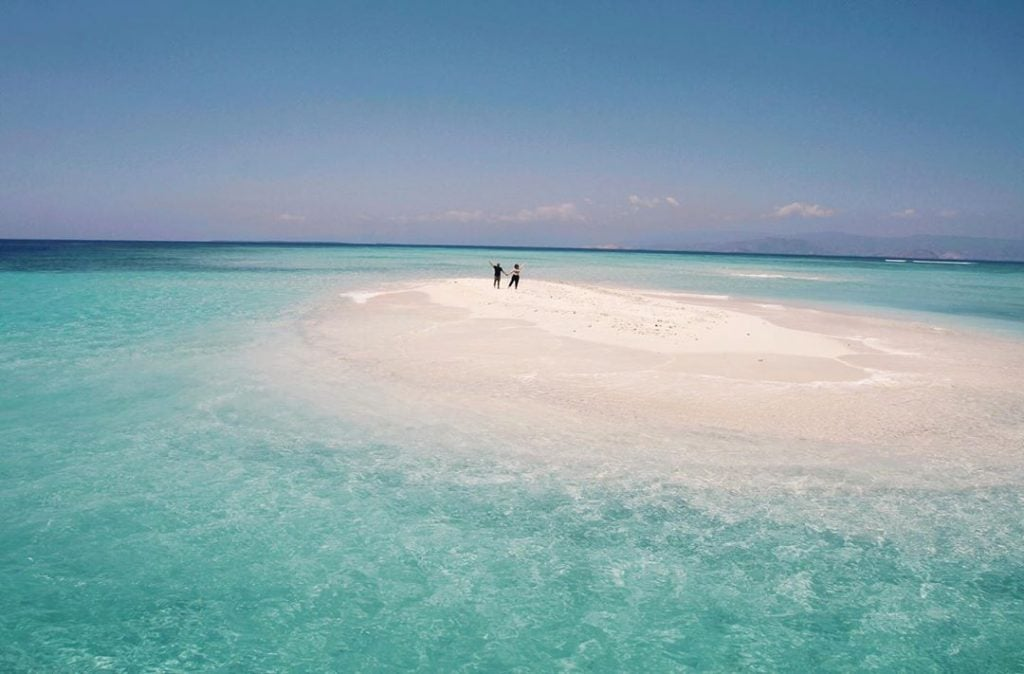 Pantai Gili Kondo, Pantai Serasa Private Beach di Lombok