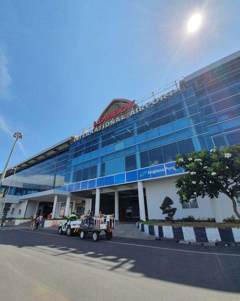 3. Akses menuju Lombok Mudah