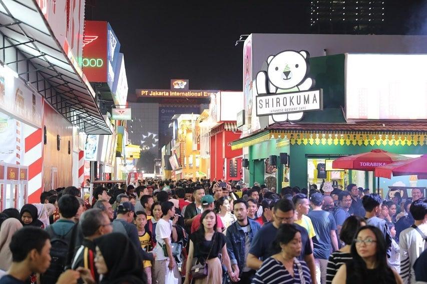 Pekan Raya Jakarta/ Jakarta Fair, Event Pesta Rakyat Jakarta yang wajib dikunjungi bersama Pasangan