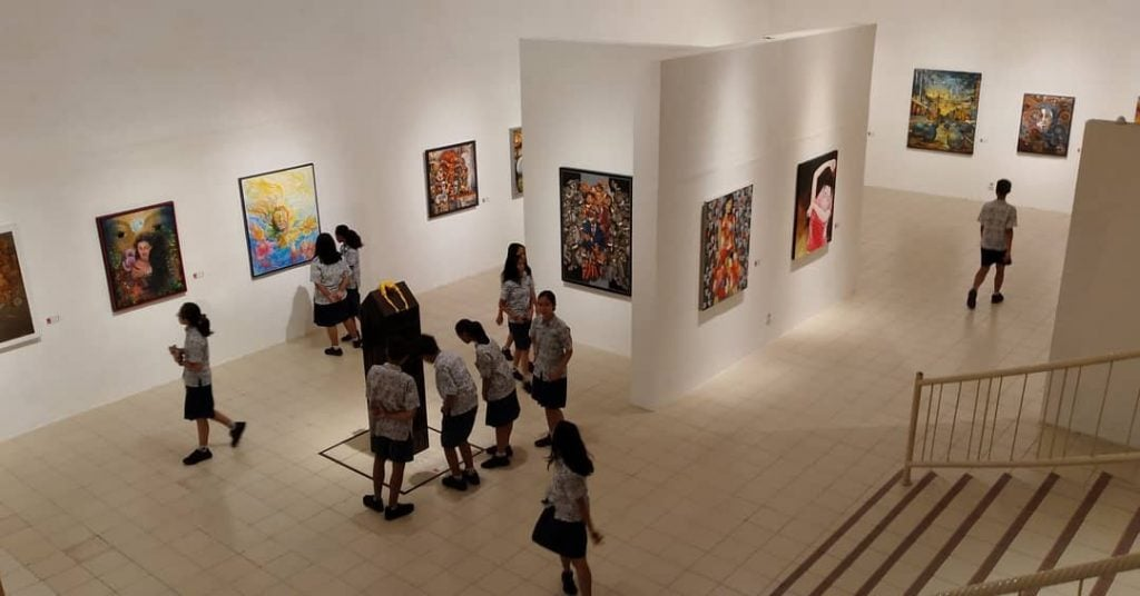 Jogja Gallery, Galeri Seni dekat Alun-alun dan Kraton Jogja yang futuristik
