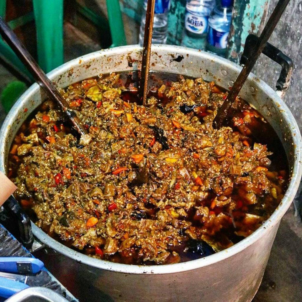 Oseng-Oseng Mercon, Kuliner khas Jogja yang Meledak-ledak di Mulut