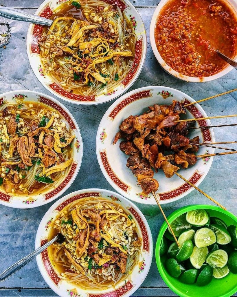 Soto, Kuliner Jogja Termantap saat Musim Hujan