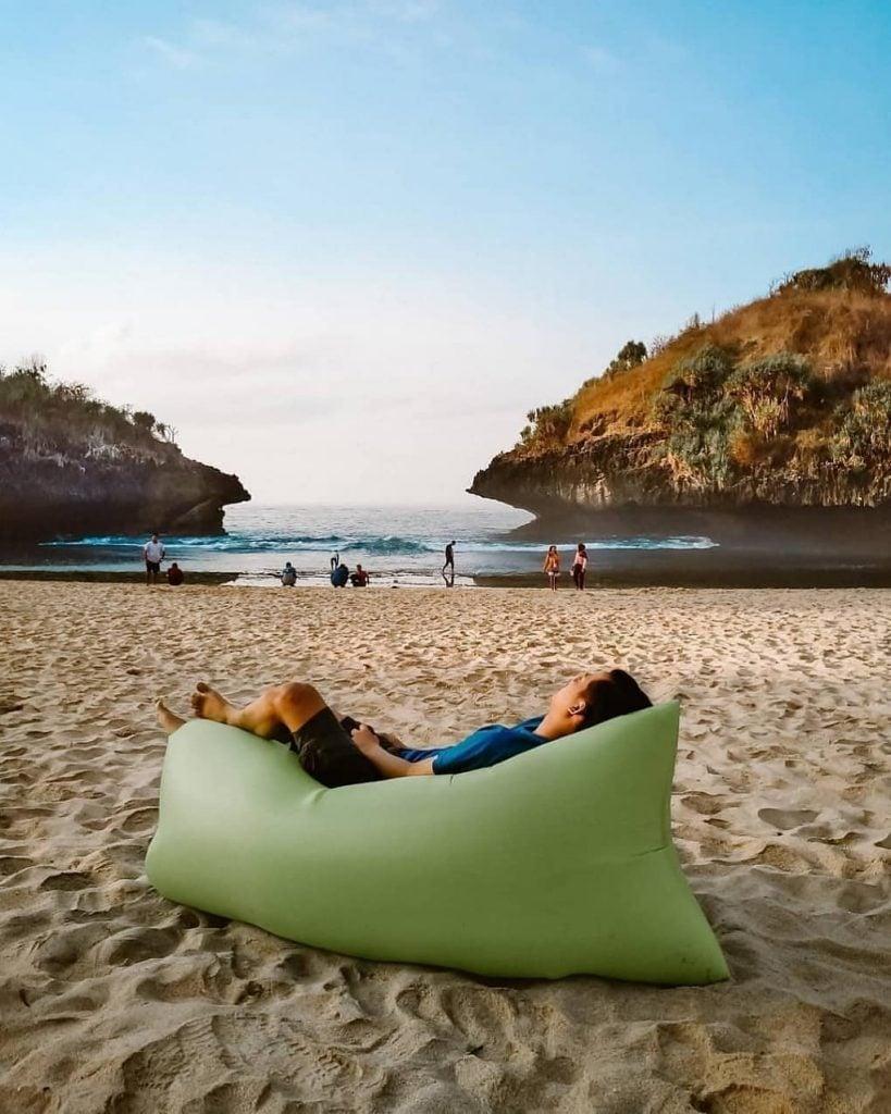 Beach Hopping di Pantai-Pantai Gunung Kidul Jogja
