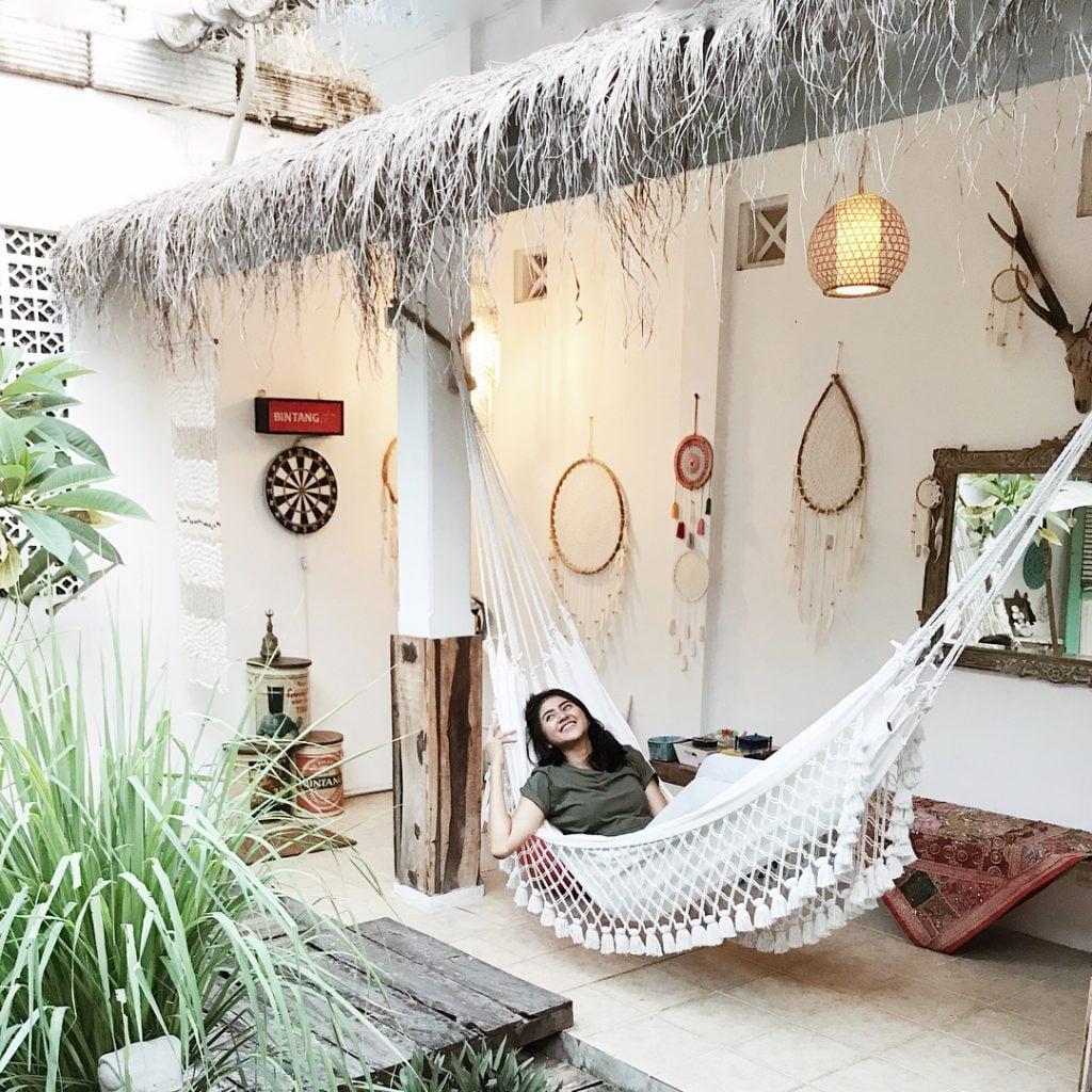 Menginap di Penginapan Instagrammable Romantis Wabi Sabi Jogja