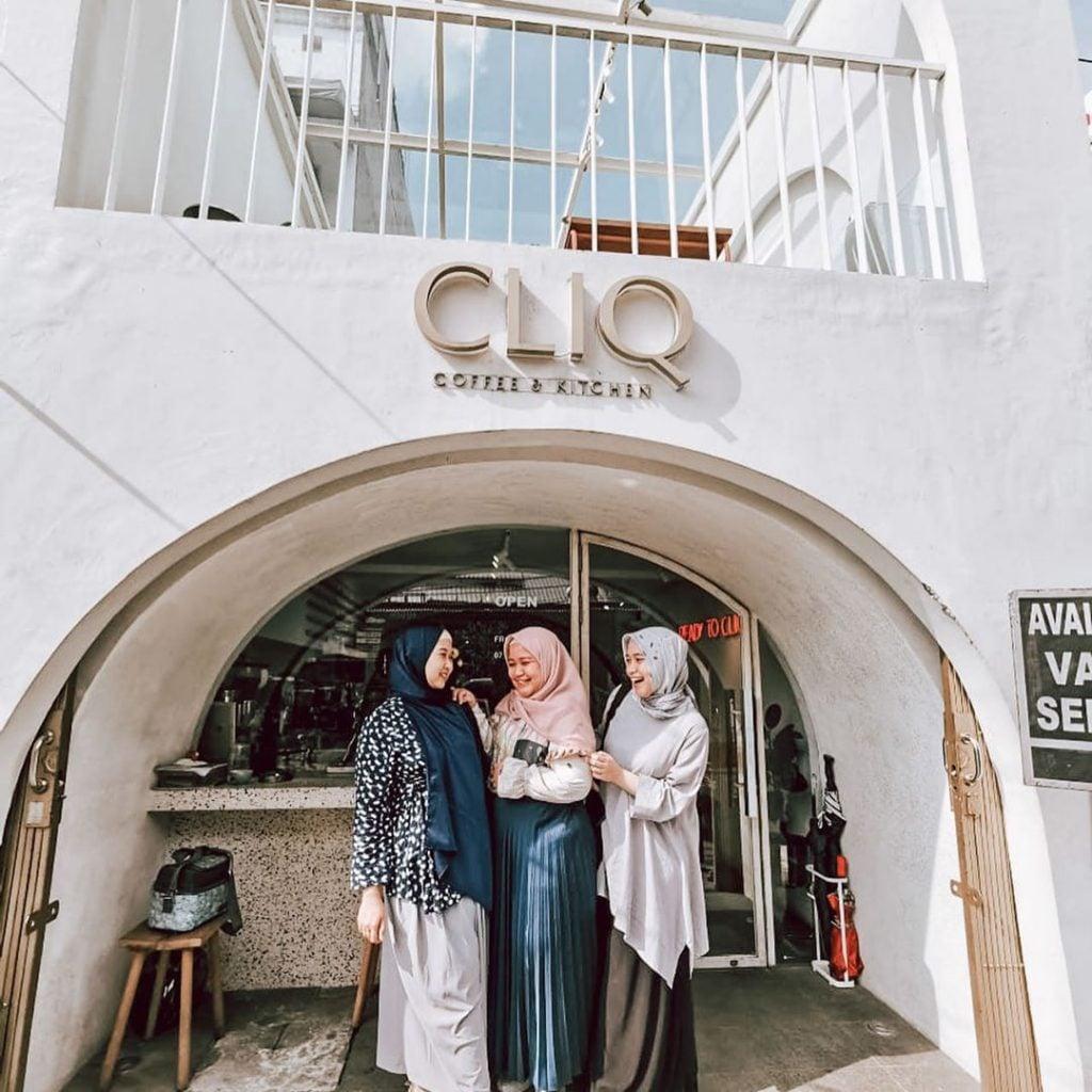 """Cliq Koffee & Kitchen Kafe Cantik di Jakarta yang Bikin Kalian Makin """"Klik"""""""