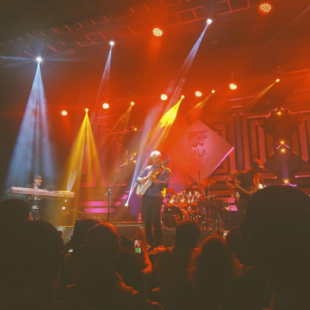 Jakarta International Java Jazz, Festival Event Konser Musik Jazz Mendunia di Jakarta