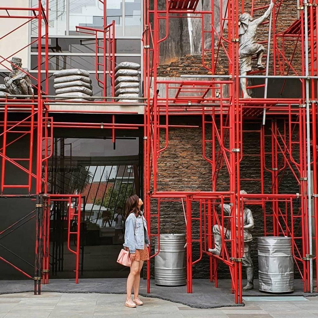 Art:1 New Museum and Art Space Jakarta, Galeri Seni Instagramable yang cocok untuk tempat pacaran dan kencan di Jakarta
