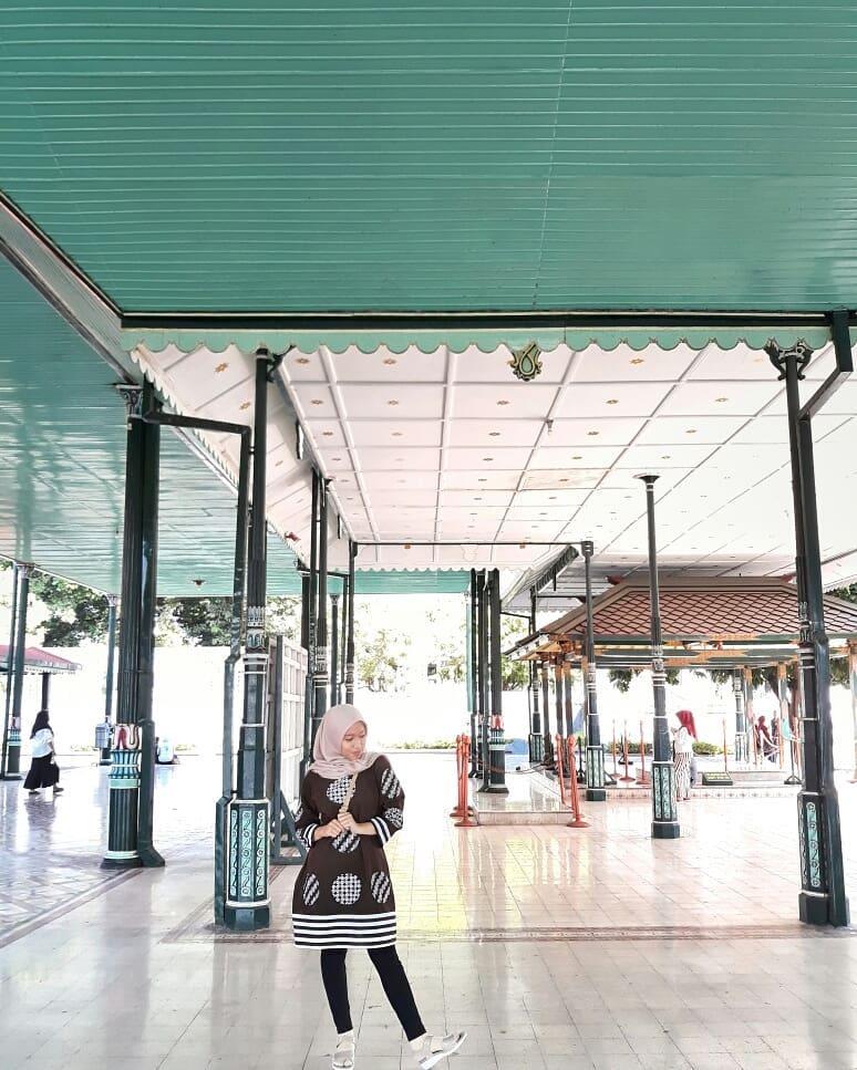 Menjelajahi Istana Kerajaan di kawasan Kraton Yogyakarta