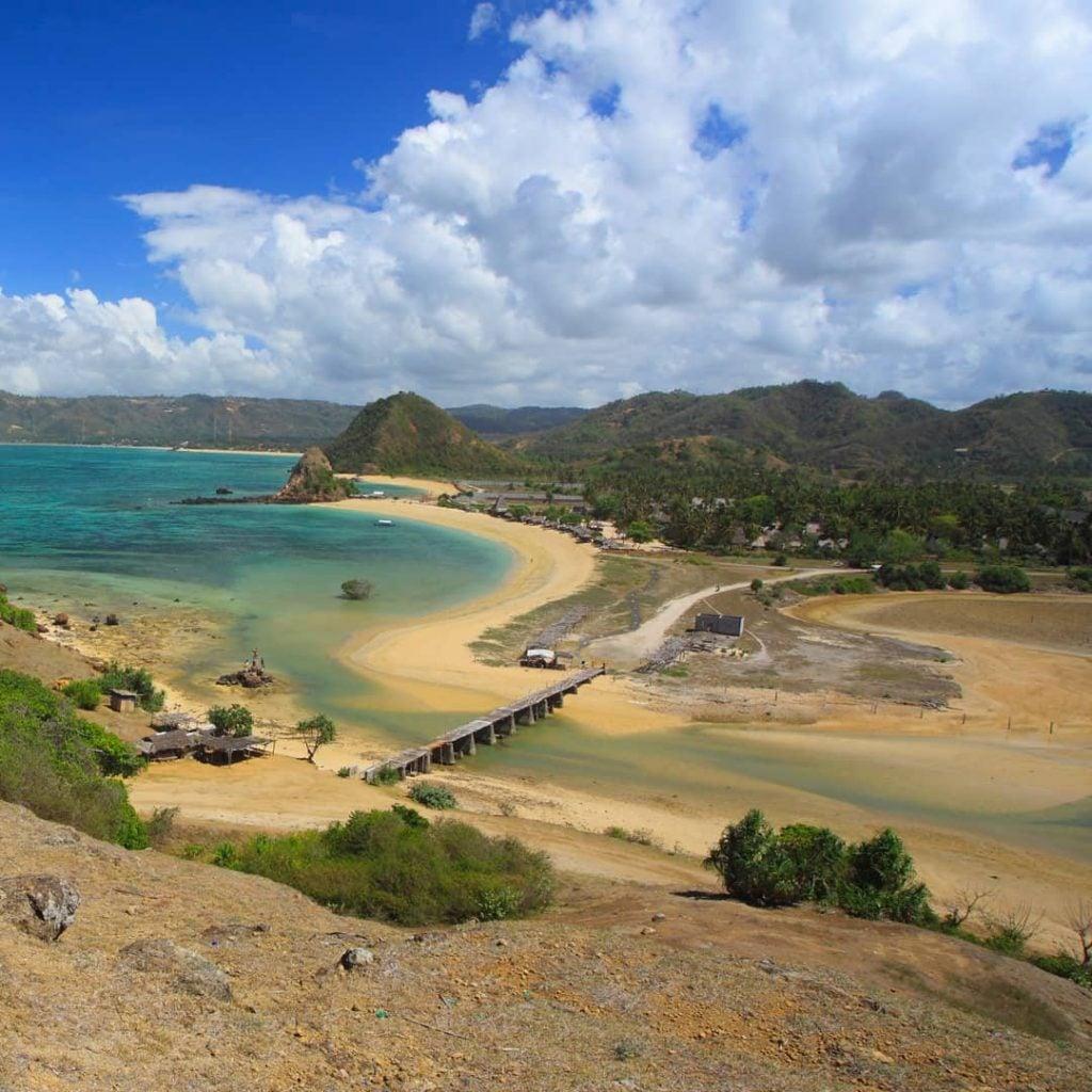 Pantai Seger, Pemandangannya Sesegar Namanya