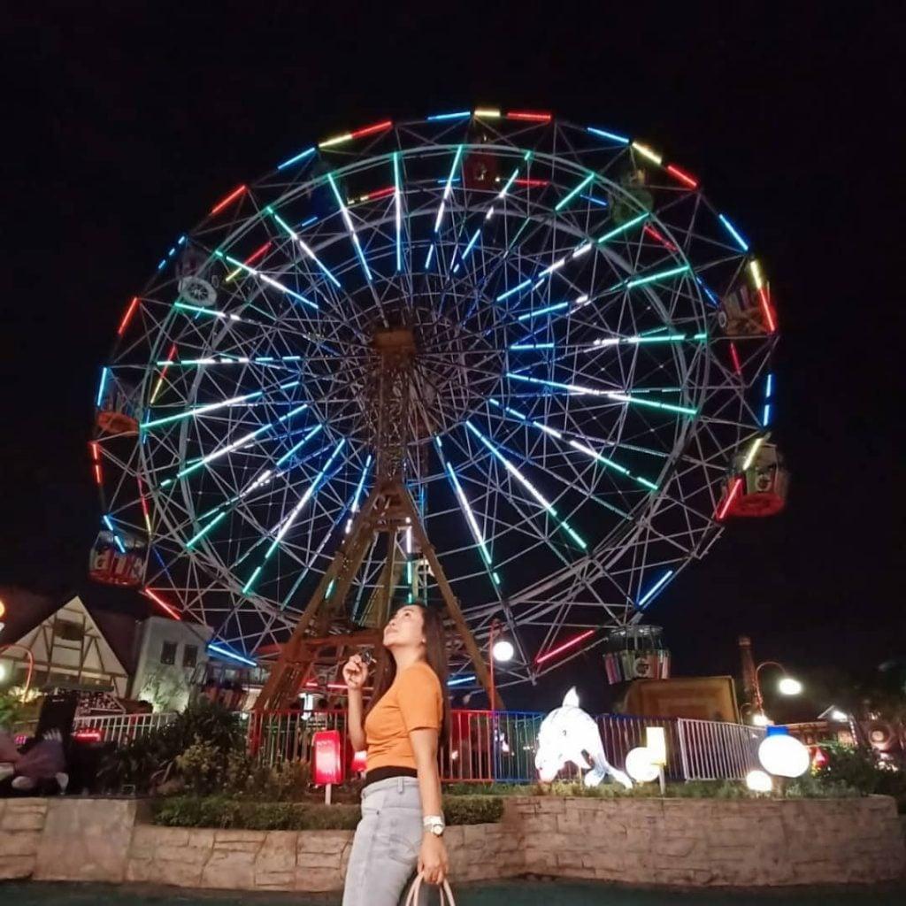 Suroboyo Carnival Park, Tempat Bermain ala Pasar Malam Kota Surabaya yang Seru