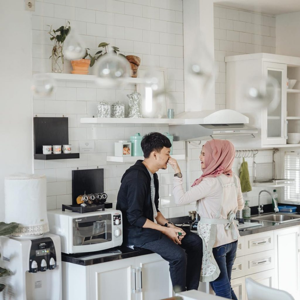 Villa Instagrammable Romantis di Bandung