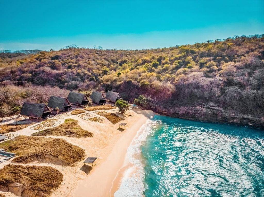 Pantai Tanjung Bloam, Pantai Indah dengan Private Resort Mewah di Lombok