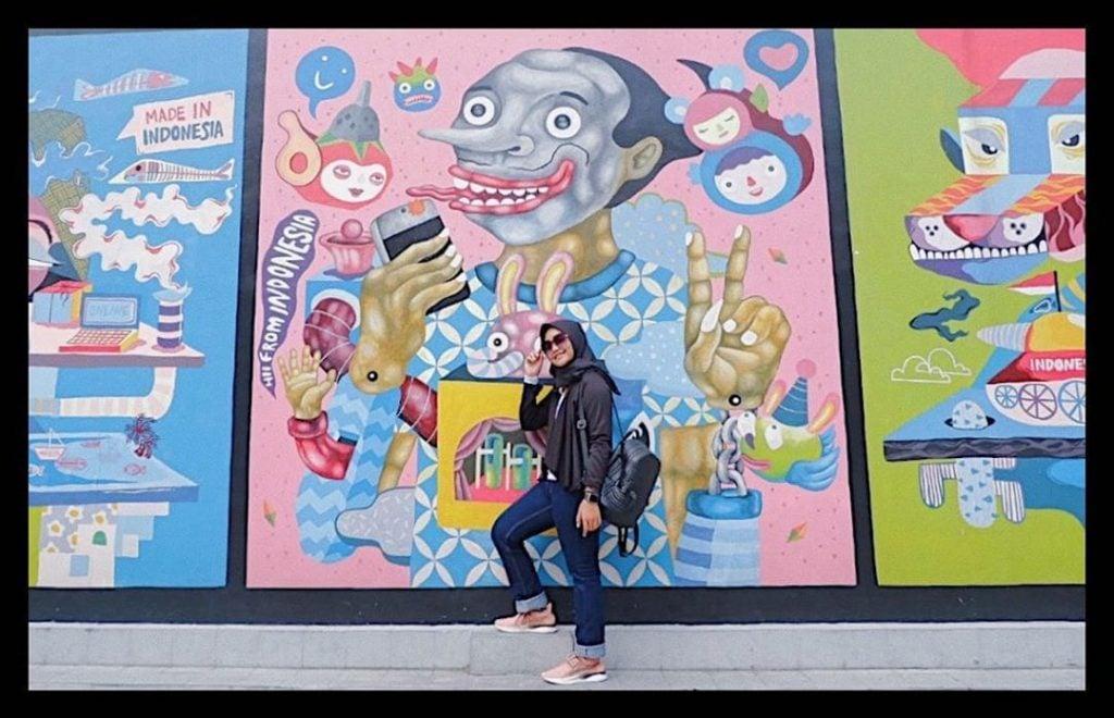 Galeri Nasional Indonesia, Galeri Seni Gratis untuk Kencan di tengah kota Jakarta