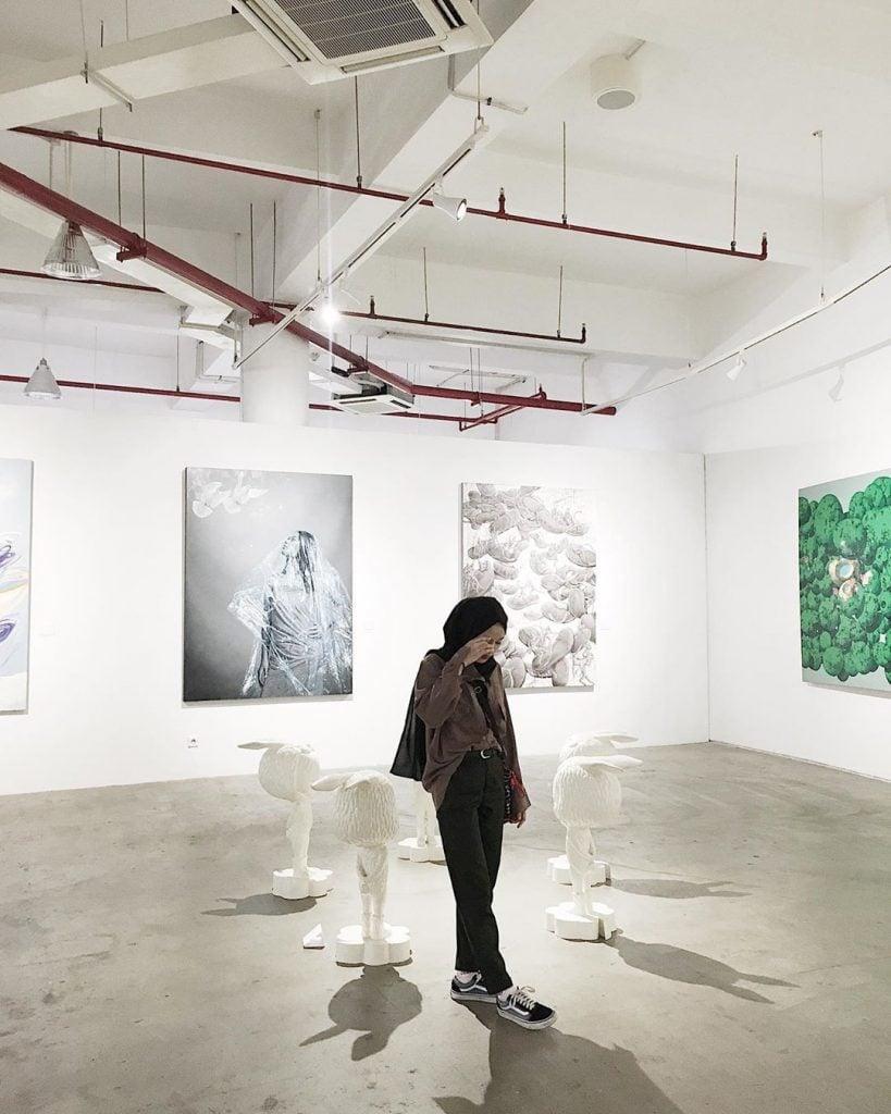 Art:1 New Museum and Art Space Jakarta, Museum sekaligus Galeri Seni yang cocok untuk tempat pacaran dan kencan di Jakarta