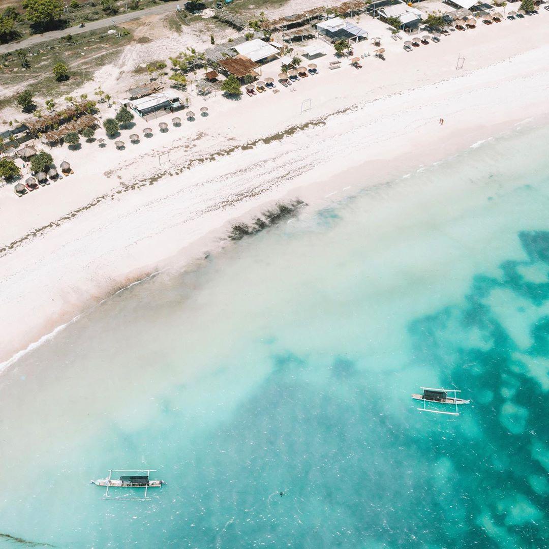 13 Pantai Indah di Lombok dengan Pemandangan yang Wah