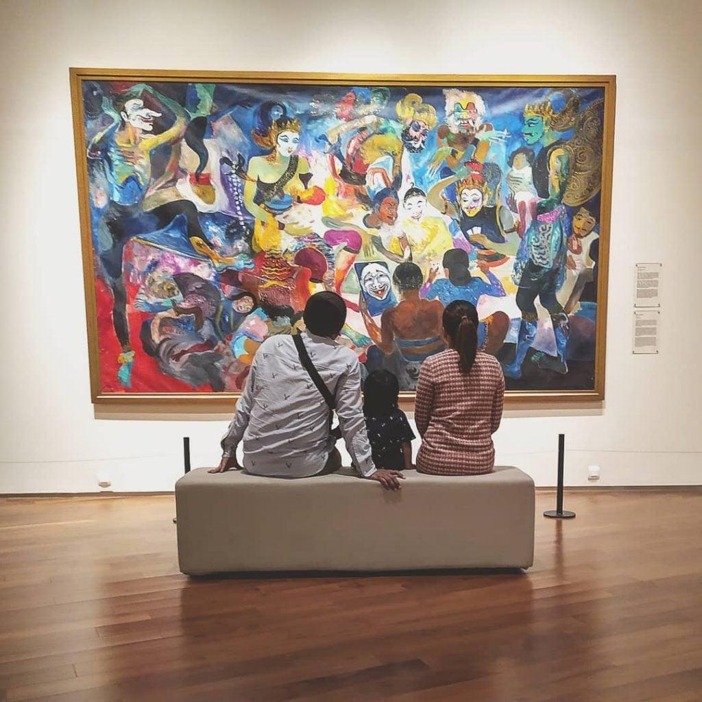 Ciputra Artpreneur Museum, Rekomendasi Galeri Seni untuk Kencan di Dalam Mal Modern di Jakarta