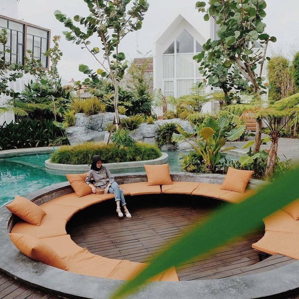 YATS Colony Hotel Jogja, Hotel Sejuta Spot Instagrammable di Jogja