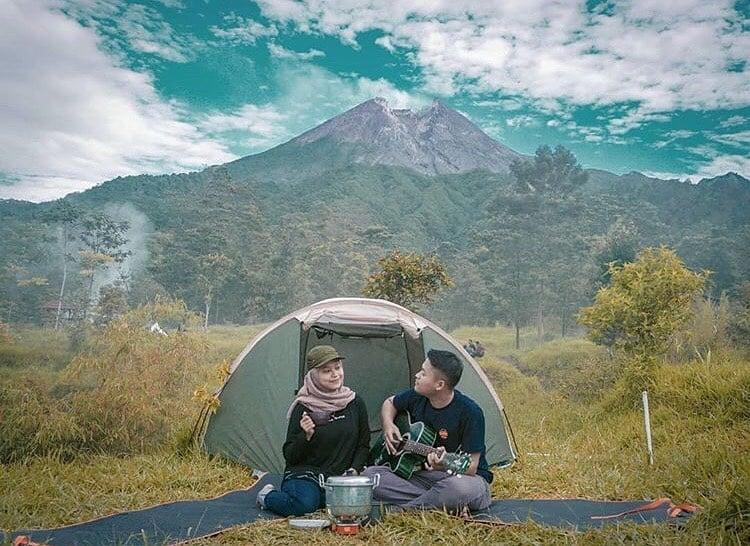 Tempat Wisata di dekat Gunung Merapi Jogja