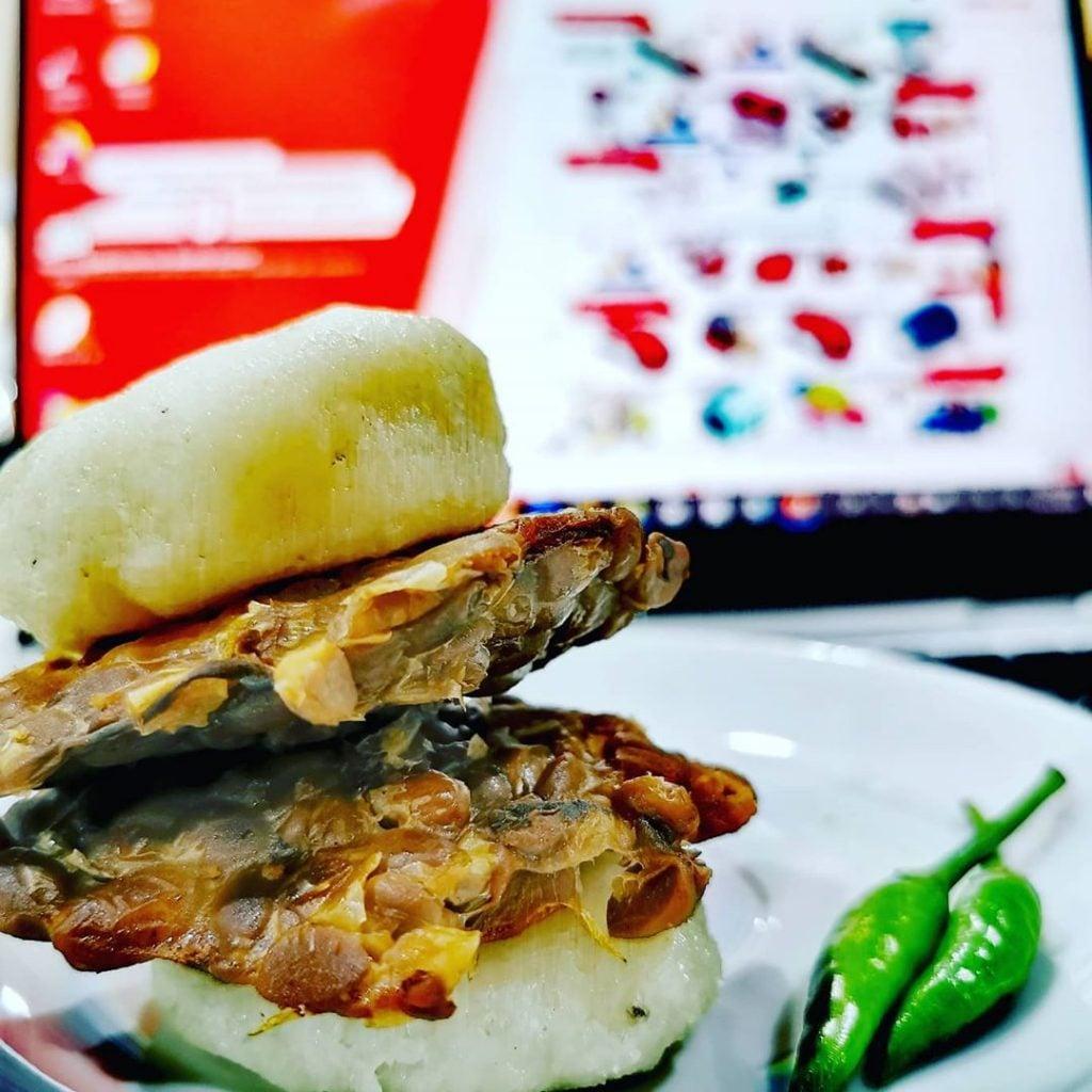Jadah Tempe, Burger Jawa Favorit Sultan Hamengkubuwono IX