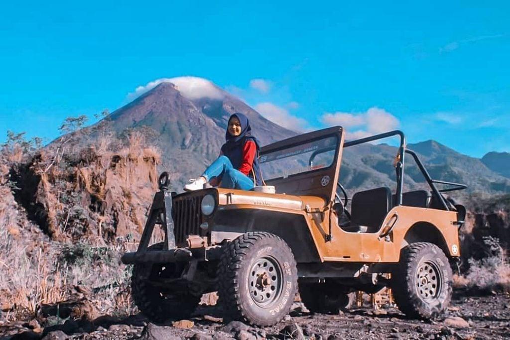Lava Jeep Tour Merapi, Petualangan Keliling Merapi Jogja