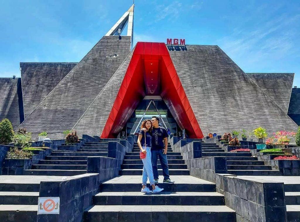 Museum Gunung Merapi, Museum Serba-Serbi dan Sejarah Letusan Merapi