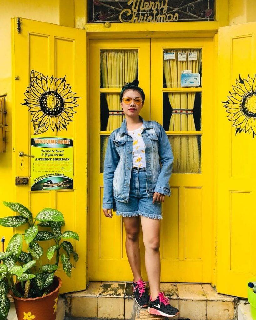 Benetta House Jogja, Penginapan yang Kuning, Ceria, dan Hangat dengan Keramahan Khas Jogja