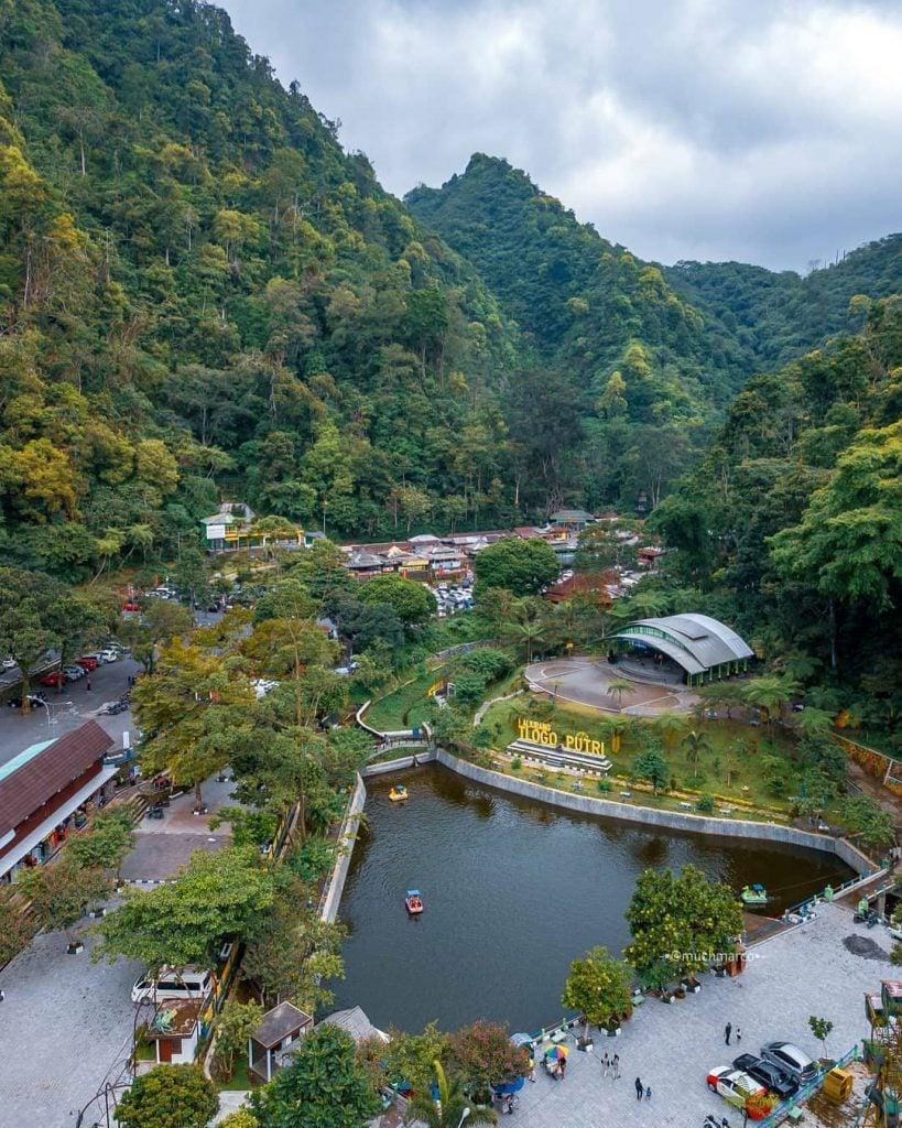 Kaliurang, Tempat Ngadem Orang Jogja yang dekat dengan Gunung Merapi