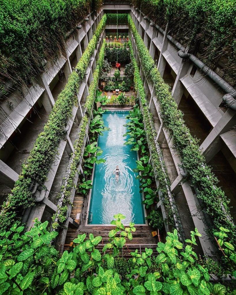 Green Host Boutique Hotel Jogja, Hotel Paling Go Green dan Ramah Lingkungan di Jogja
