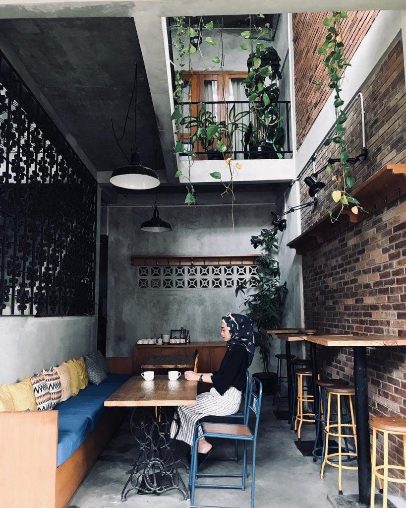 Pawon Cokelat Guesthouse Jogja, Dari Kedai Toko Cokelat menjadi Penginapan Instagrammable dan Unik di Pusat Kota Jogja