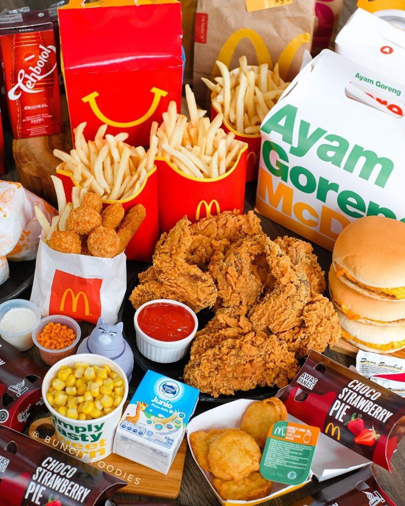 Fastfood, Cemilan yang Cocok sebagai Teman Work from Home