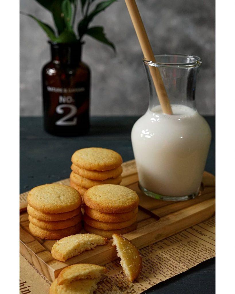 Biskuit, Cemilan yang Cocok sebagai Teman Work from Home
