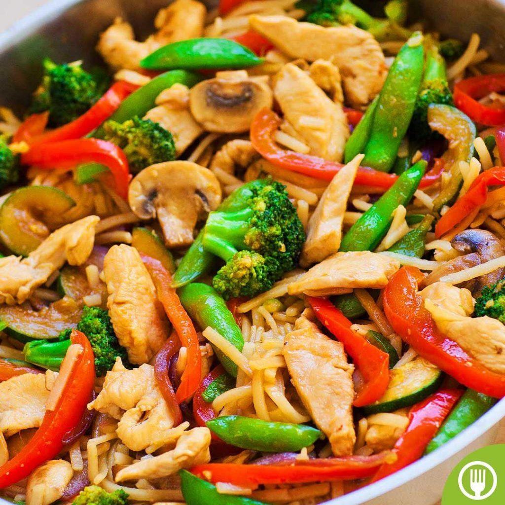 Resep Menu untuk Buka Puasa Ayam Teriyaki ala Restoran