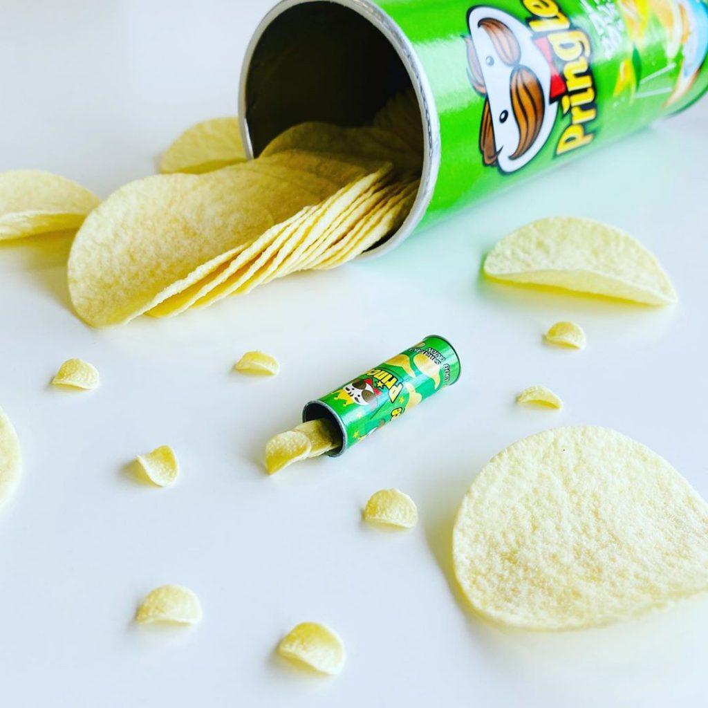 Potato Chips, Cemilan yang Cocok sebagai Teman Work from Home