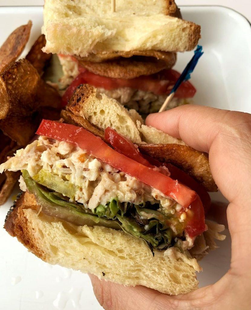 Resep Menu Roti Sandwich dan Susu untuk Sahur Sehat di Bulan Puasa